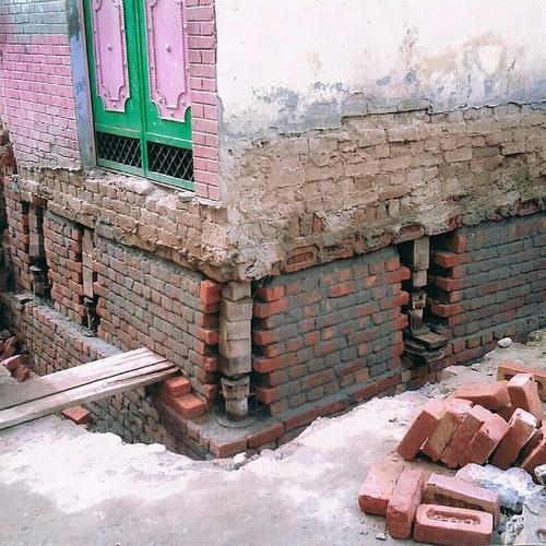 House Raising Contractors
